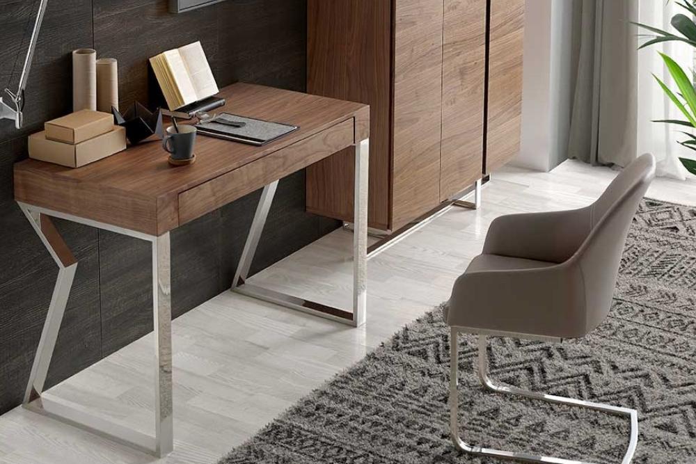 Teletrabajo, muebles para una zona de trabajo en casa ideal escritorio